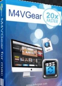 M4VGear DRM Media Converter Crack + Full License Portable