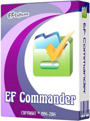 EF Commander 2021.10 Crack With Activation Key (Windows)