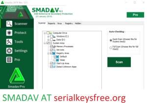 Smadav Pro 2019 Crack Full + Registration Key + Patch [Lifetime]