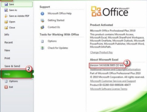 Find Microsoft Office 2010 Product Key On My Computer