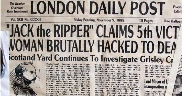 Jack The Ripper Letters and FBI Criminal Investigative Analysis