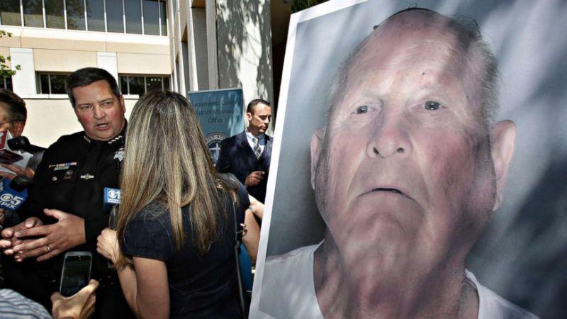 Golden State Killer – UPDATES on his arrest