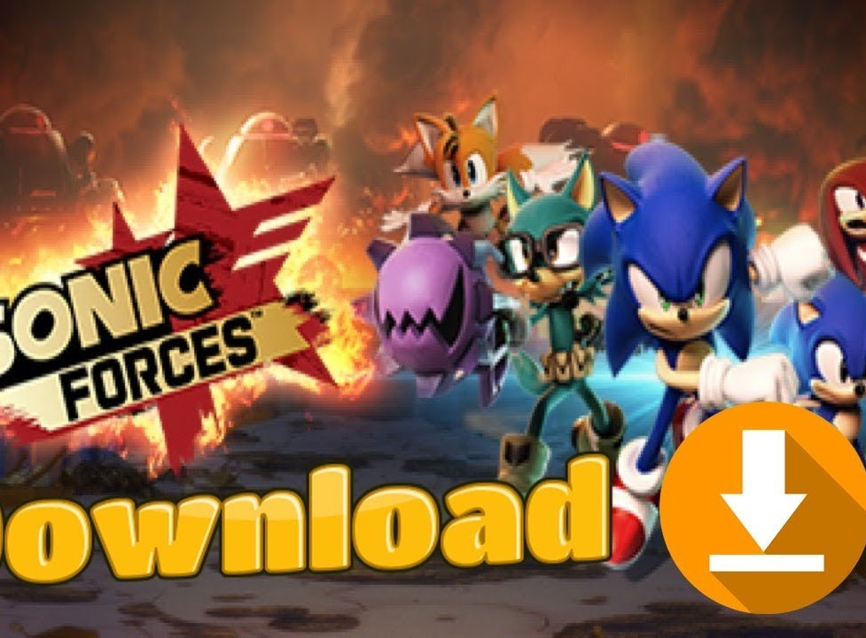 Sonic Forces 2020 Crack