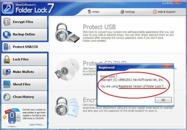 Folder Lock 2020 Crack