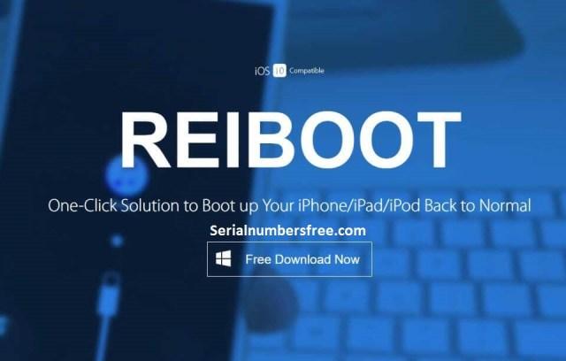 Tenorshare Reiboot Pro 2020 Crack