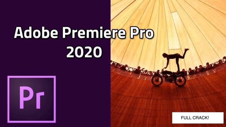 Adobe Premiere Pro CC 2020 Crack With License Key Free Download
