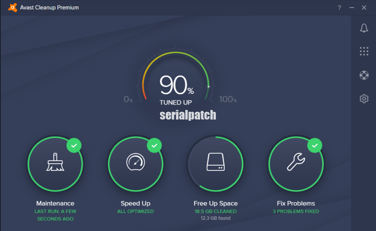 Avast Cleanup Premium 19.1.7736 Crack Activation Code List 2021
