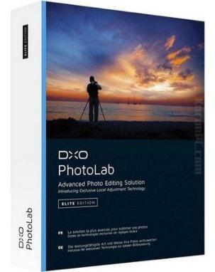 DxO Photo Lab Elite 2.2.2 Crack