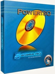 PowerISO 7.4 Crack