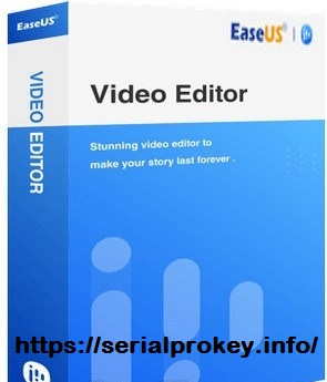 EaseUS Video Editor 1.5.7.28 Crack Plus Serial Number