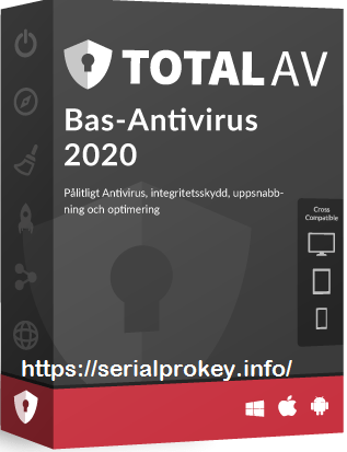 Total AV 2020 Crack License Key & Serial Key Latest