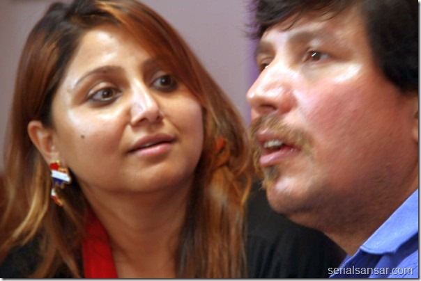 deepak raj giri and deepa shree niraula