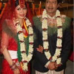Rajesh Hamal marriage (photos and video)