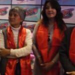 Dr Babu Ram Bhattarai Attended 'Fagu' Premier show