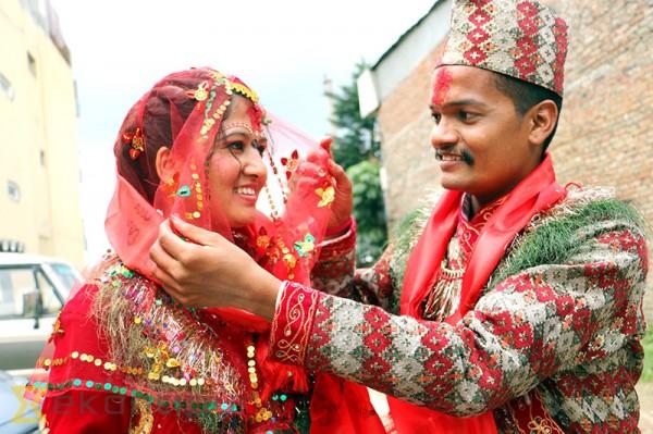 narayan baje married