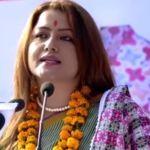 रेखाको दावी - कसले बिदेशीलाइ भगवान माने ? Rekha Thapa on Maoist and CPN UML
