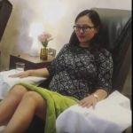 Miss Nepal 2009, Zenisha Moktan pregnant