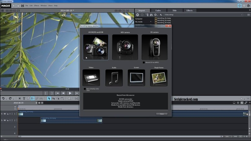 MAGIX Movie Edit Pro 2021 Crack Torrent + Serial Codes Free Download
