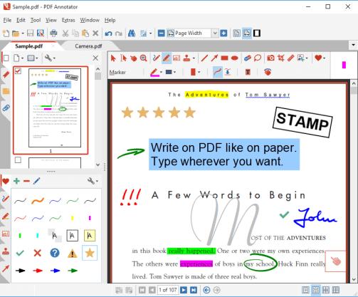 PDF Annotator 7.1.0.724 Crack
