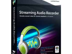 Wondershare Streaming Audio Recorder Crack