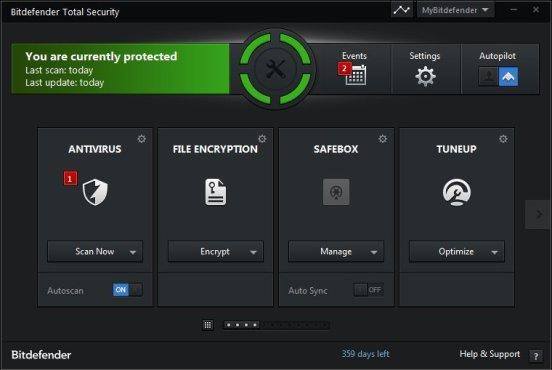 Bitdefender Total Security Full Crack