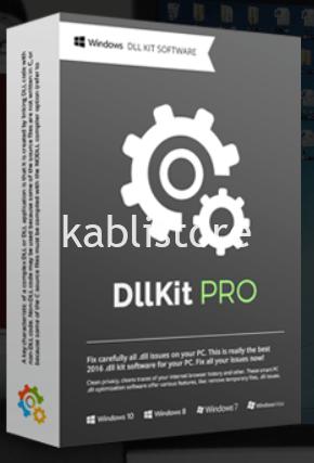 DLL kit Pro Crack