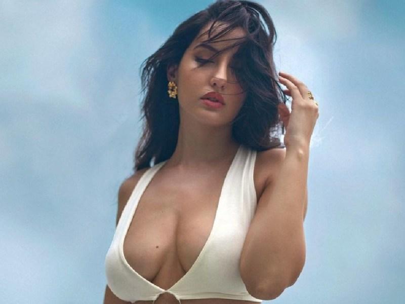 Nora Fatehi Hot Photo