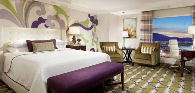 Une suite de rêve au Bellagio à Las Vegas