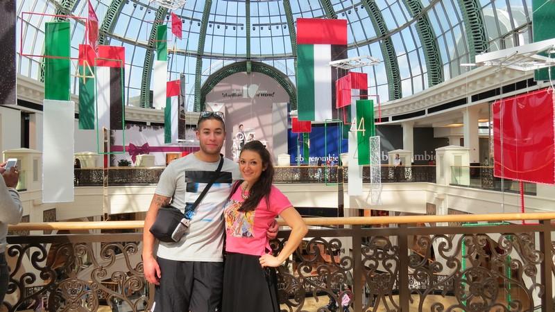 Les shopping malls de Dubaï