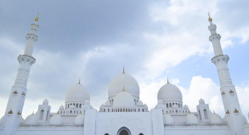La Grande Mosquée Cheikh Zayed