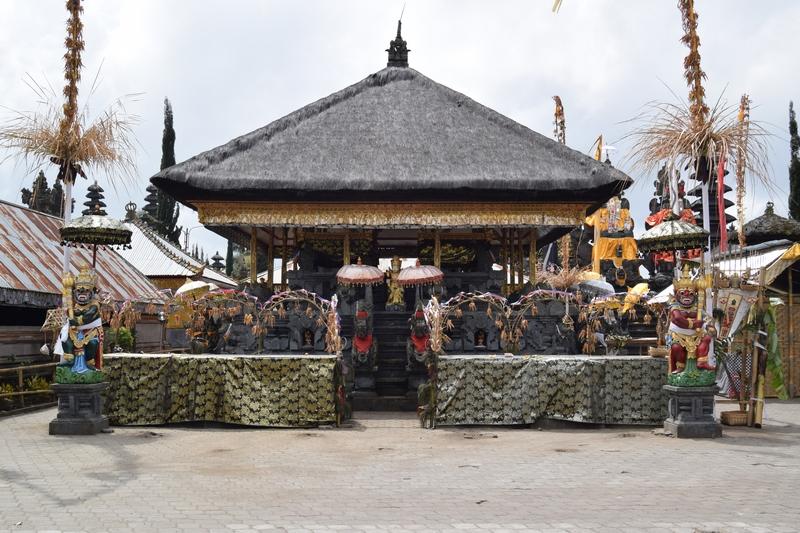 Déconvenue et déceptions au temple Pura Ulun Danu Batur