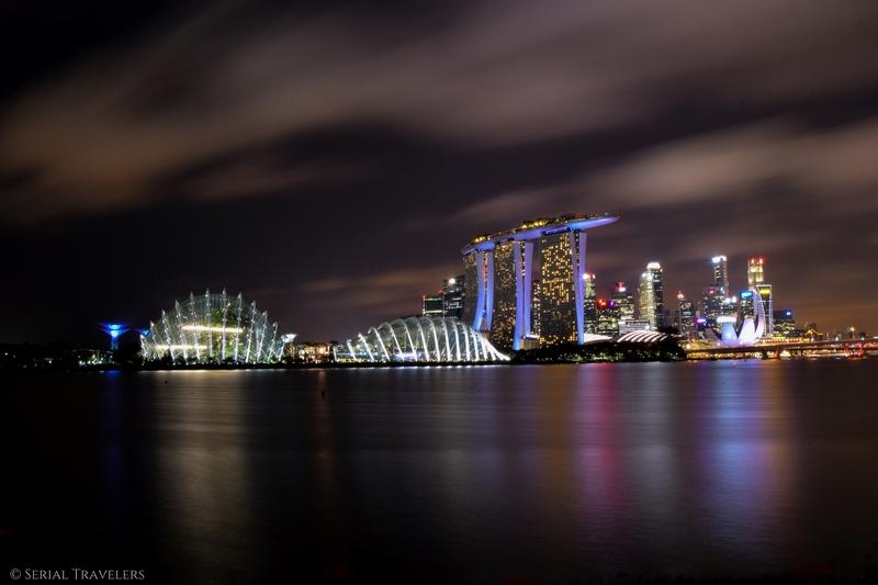 City Trip de 3 jours à Singapour : bilan, itinéraire et budget