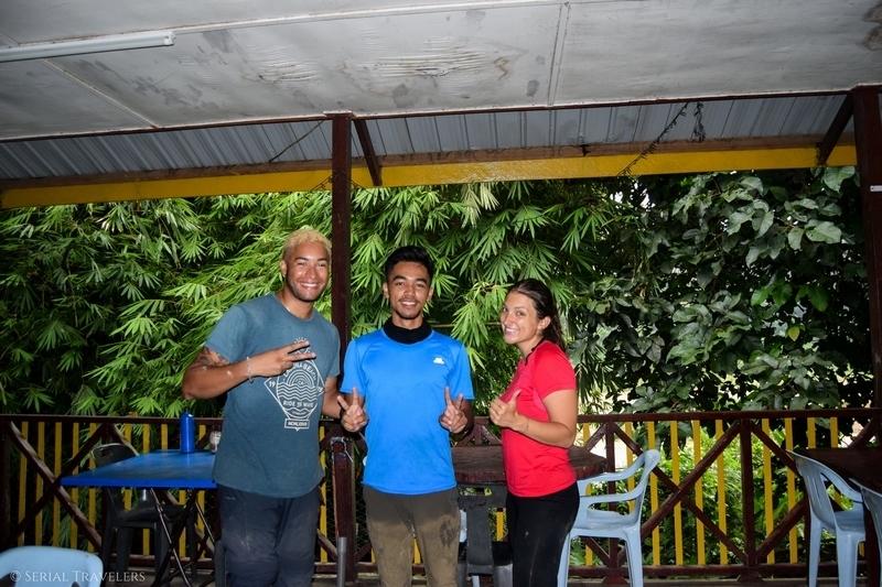 serial-travelers-malaisie-taman-negara-mat-leon-village-guide-Fahmi