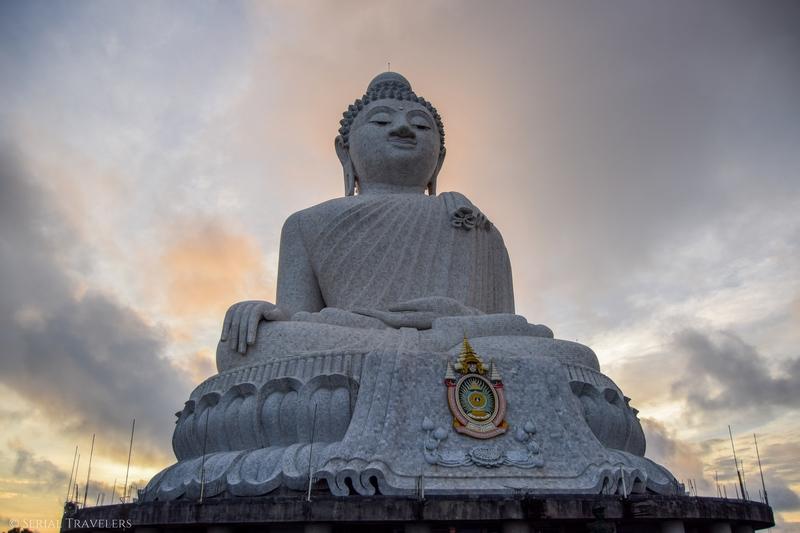 Journée à Phuket et coucher de soleil sur le Big Buddha