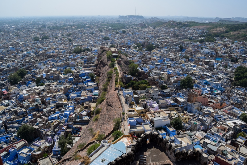 serial-travelers-inde-jodhpur-blue-city-overview