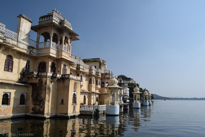 Udaipur, la Venise de l'Orient