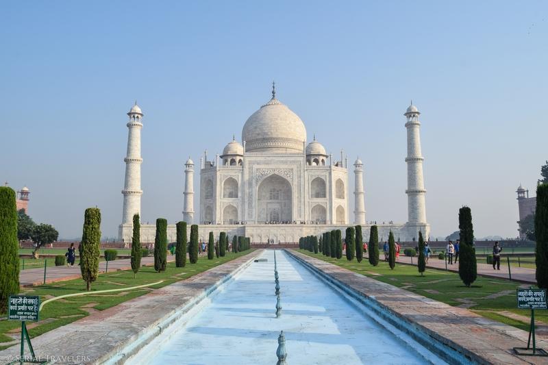 Astuces et conseils pour une visite réussie du Taj Mahal !