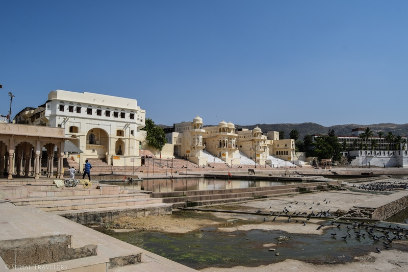 Pushkar, la ville hippie du Rajasthan