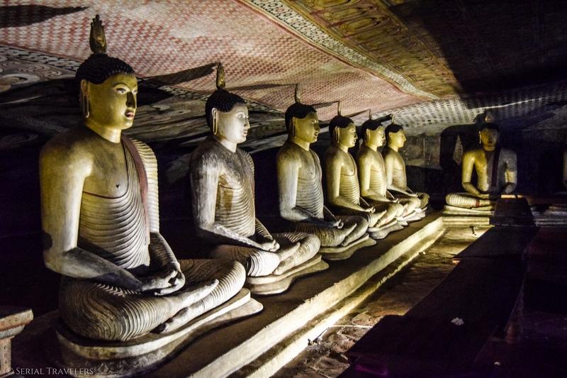 Pourquoi Dambulla et son golden temple nous ont déçu ?