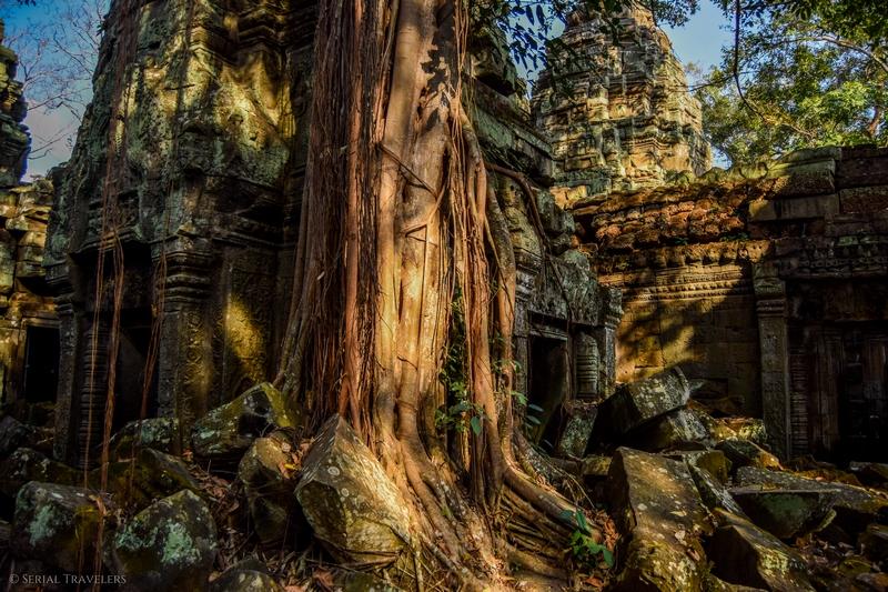 6 jours d'aventure dans l'antique cité d'Angkor !