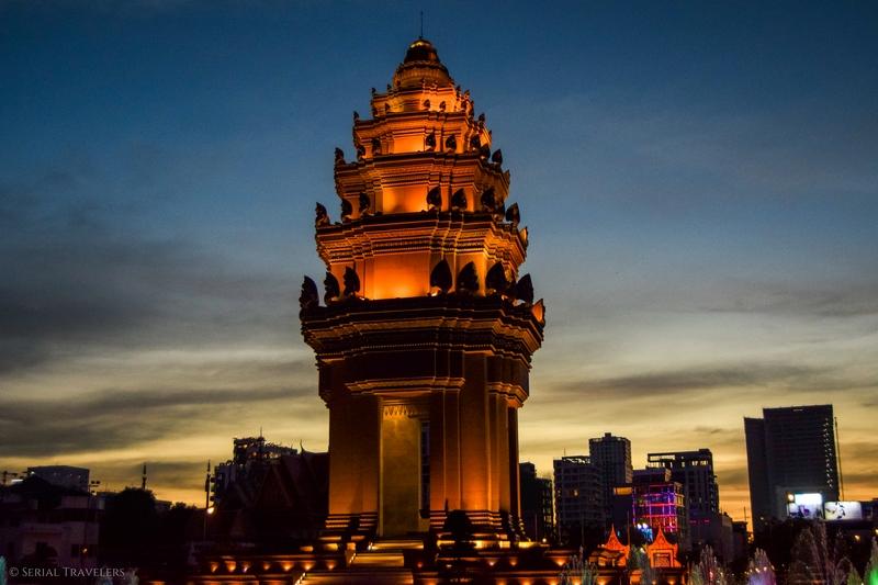 2 jours à Phnom Penh, l'ex perle d'Asie du Sud-Est