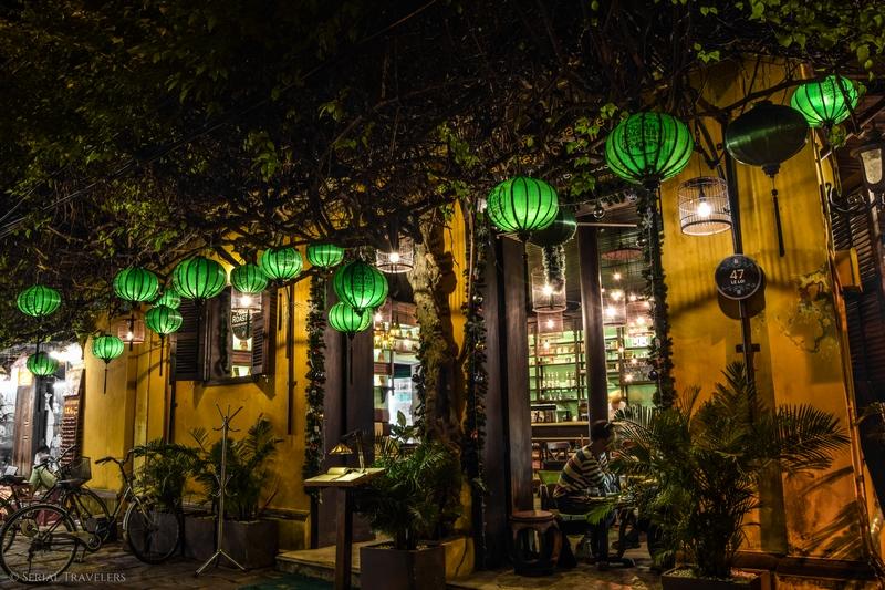 Hoï An, la cité aux mille lanternes !