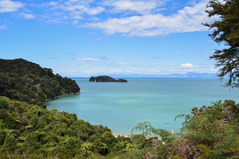 Une journée de randonnée sur l'Abel Tasman Coast Track