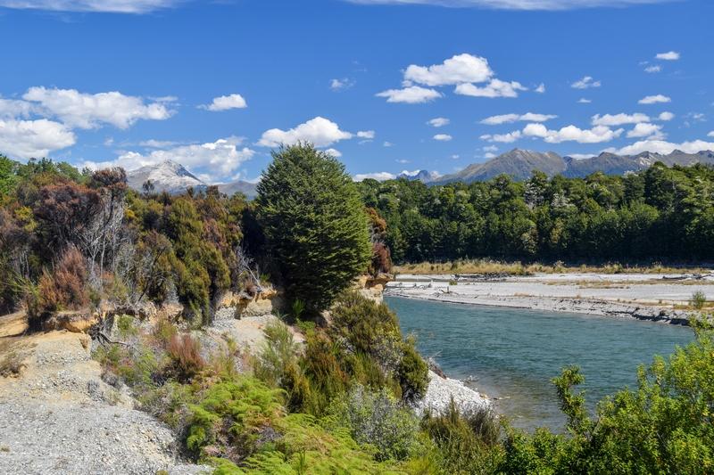 Randonnée sur le Kepler Track, la Great Walk de Te Anau