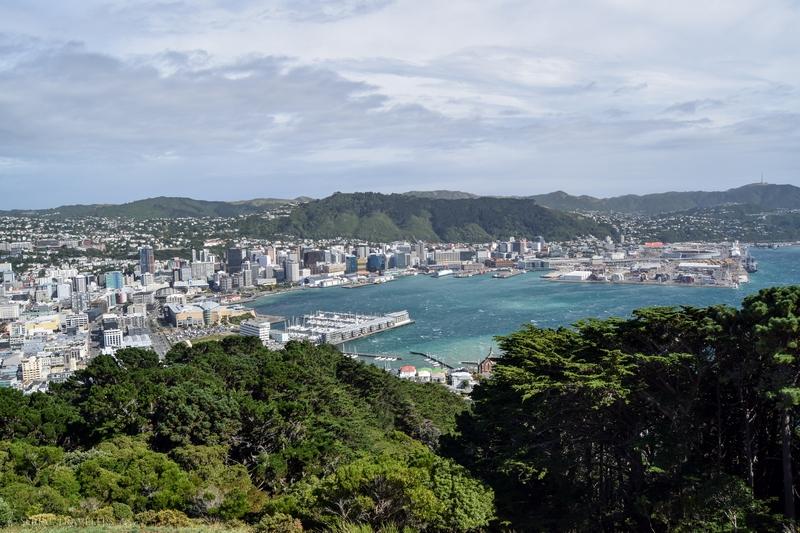 Tempête sur Wellington, la ville la plus venteuse du Monde !