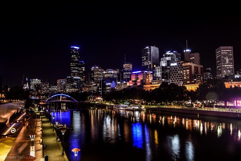 2 jours à Melbourne, sympathique et vivante capitale du Victoria
