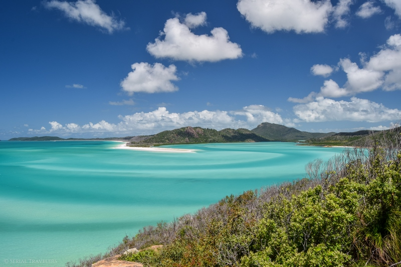 serial-travelers-australie-croisiere-whitsundays-hill-inlet-lookout-noon1