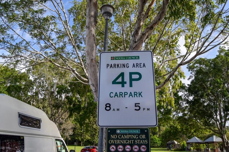 serial-travelers-australie-noosa-national-park3-parking