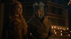 Cersei Lannister y Olenna Tyrell