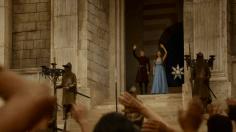 Margaery Tyrell y Joffrey Baratheon